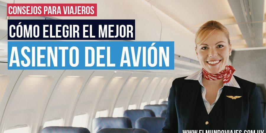 Consejos Para Viajar En Avión Sin Molestias: Consejos Para Elegir El Mejor Asiento Del Avión